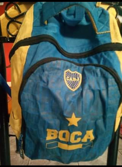 Mochilas De Boca Originales