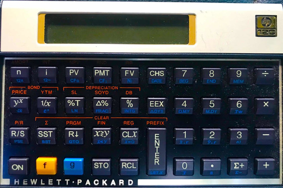 Kit Melhores Calculadora Cientifica Hp12c Gold+casio Fx-82ms