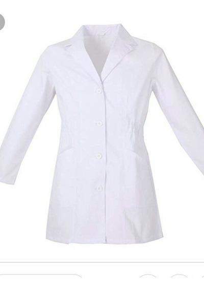 IEFIEL Bata Blanca Cosplay Uniforme de Laboratorio Disfraz de Doctor Enfermera Abrigo Chaqueta para Ni/ño Ni/ña Unisex