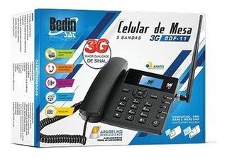 Celular De Mesa Bedin 3g Bdf-11