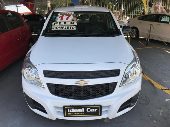 Chevrolet Montana 1.4 Flex Ls Cs Manual 2017