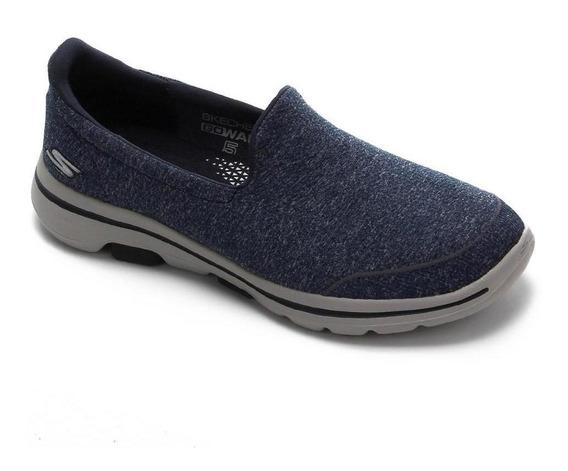 Tênis Skechers Go Walk 5 Super Sock Feminino 15932-nvgy