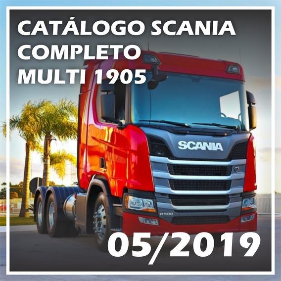 Catálogo Multi Scania 1905 (05/2019)