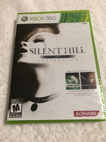 Silent Hill Hd Collection - Lacrado De Fabrica