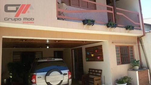 Imagem 1 de 13 de Sobrado Com 3 Dormitórios À Venda Por R$ 260.000 - Cecap - Taubaté/sp - So0040