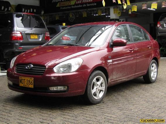 Hyundai Accent Visión 1600 Cc Mt
