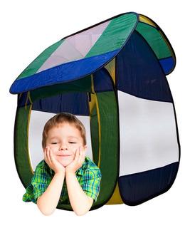 Casa Carpa Casita Juguete Infantil Niños Juegos Pelotero Gra