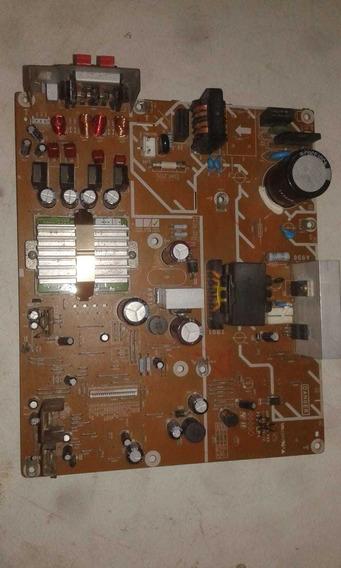 Placa Principal Som Sony Mhc-ex66 Com Defeito (acende E Fica