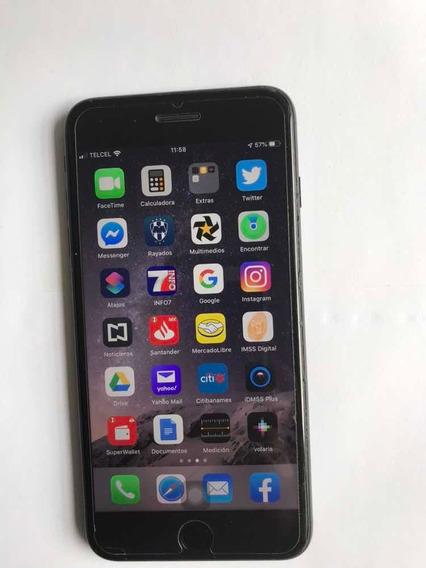 iPhone 7 Plus 32gb Negro Mate Usado Original 1 Sólo Dueño