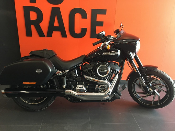 Harley Davidson - Sport Glide - Preta