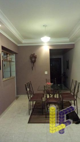 Apartamento - B. Nova Gerty  - 17033
