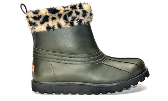 Bota Sur Verde Militar - Chimmy Churry