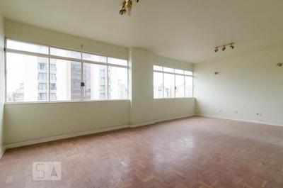 Apartamento No 9º Andar Com 4 Dormitórios E 2 Garagens - Id: 892883588 - 183588