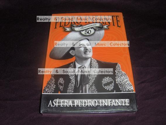 Asi Era Pedro Infante Dvd Documental Ismael Rodriguez 50 Anv