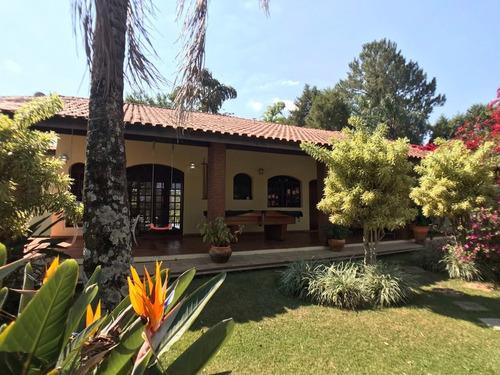 Imagem 1 de 30 de Chácara Com 5 Dormitórios À Venda, 2400 M² Por R$ 900.000 - Country Club - Valinhos - Ch0159