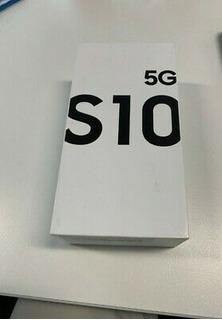 Samsung S10 5g De 256gb Y 8ram Nuevo