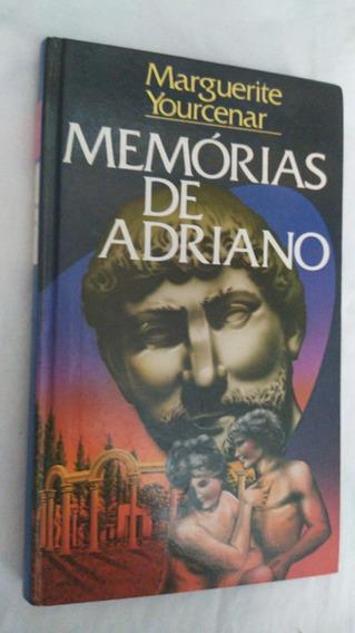 * Livro - Marguerite Yourcenar - Memórias De Adriano