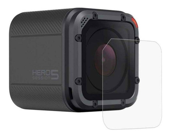 Película De Vidro Para Gopro 4 Session Go Pro 5 Session Hero