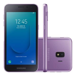 Celular Galaxy J2 Core 16gb Câmera 8mp Tela 5.0 - Violeta