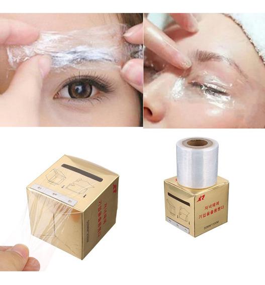 Permanente Sobrancelha Forro Maquiagem Envoltório Plástico P