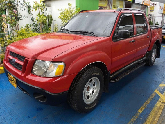 Ford Sport Trac 2h Doble Cabina 4x4