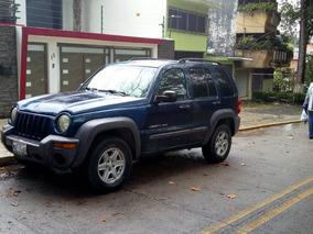 Jeep Liberty 3.7 Sport 4x4 Mt 2003