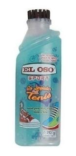 Gel Limpiador Para Tenis El Oso Color Azul 183874 Sn