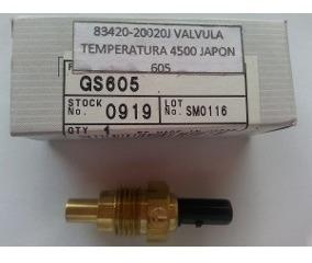 Válvula De Temperatura Toyota 4500 4.5 Gs605