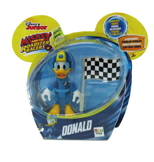 Donald Pato Mickey Sobre Ruedas Roadster Racers