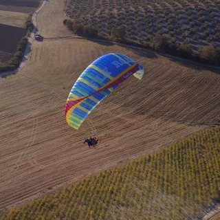Kit Paramotor Fly Products Y Vela Bgd Tandem