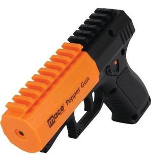 Gas Pimienta Pistola Mace Pepper Gun 2.0 Con 2 Cartuchos