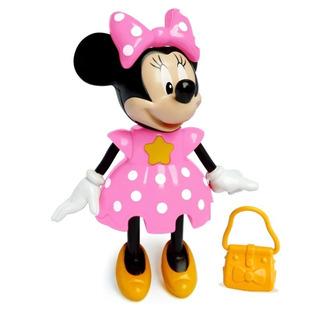 Boneca Minnie Conta Histórias - Disney - Elka Brinquedos