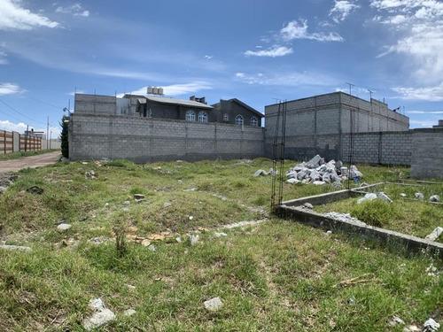 Imagen 1 de 12 de Terreno En Venta El Tezontle. Todos Los Servicios. A Un Costado De Barda Perimetral Militar.