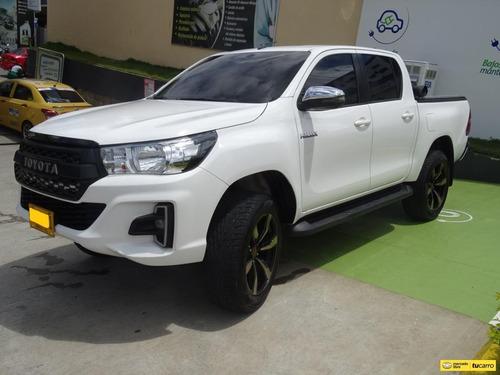 Toyota Hilux 2.4 2020