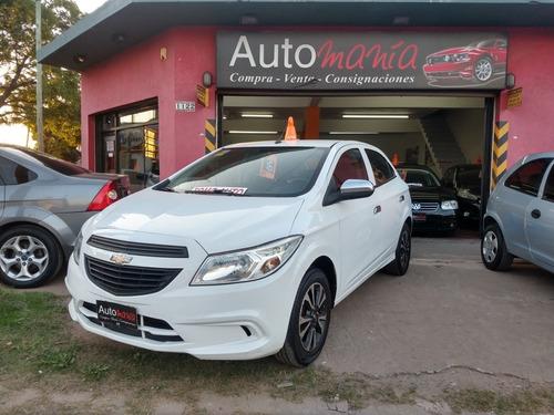 Chevrolet Onix Lt Full 2016 Muy Bueno Tomo Auto Fcio X Bco