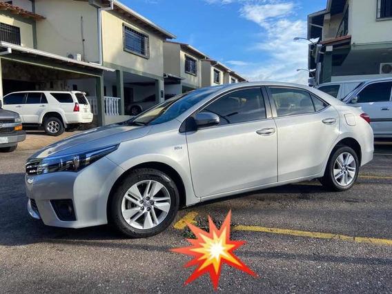 Toyota Corolla 2015 Gli/snc Gli 2015 Sincrónico