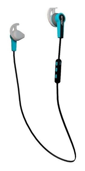 Audifono Microfono Axxis Inalambrico Bluetooh Color Azul