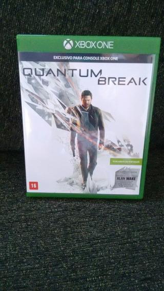 Quantum Break Semi Novo Original Xbox One