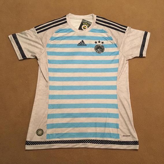 Camisa Fenerbahce Away 2015/16 - adidas
