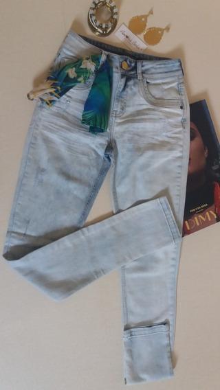 2 Calças Jeans - Dimy