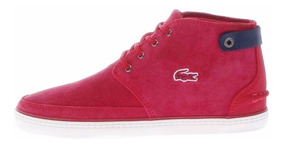 Botitas Mujer Lacoste Clavel W