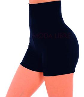 Shorts Modelador Faja 22cm 100% Lycra Talle Especial 3xl-6xl