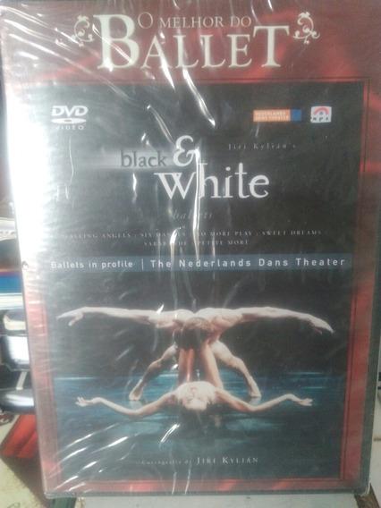 Black & White Ballet. O Melhor Do Ballet