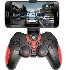 Gamepad Joystick Inalambrico Tablet Cel Pc Panacom Gm 8152