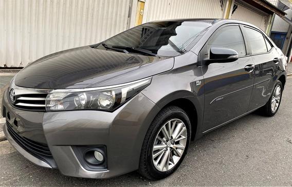 Corolla 2015 2.0 Xei Blindado Novo Winikar!!!
