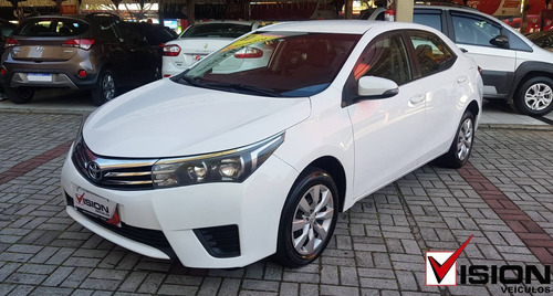 Imagem 1 de 15 de Toyota Corolla 1.8 Gli 16v Flex 4p Automático