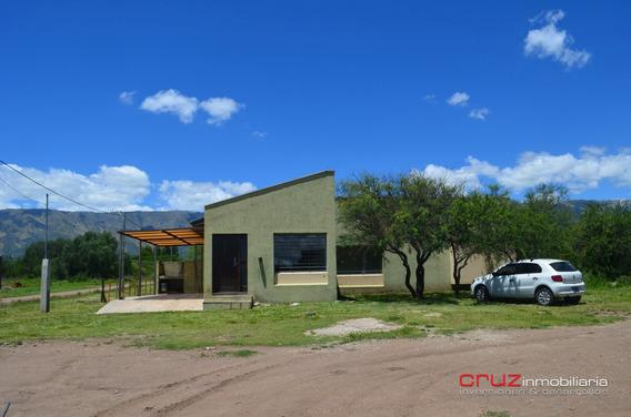 Casa De 80 M2 En Loteo Despertar Del Valle !