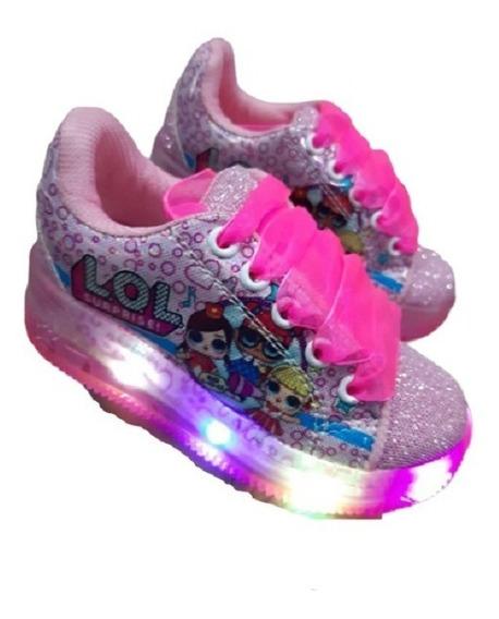 Zapatos Lol Surprise. Nike. Fila Niños