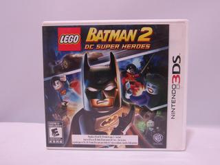 Lego Batman 2: Dc Super Heroes - Nintendo 3ds ¡fisico-usado!