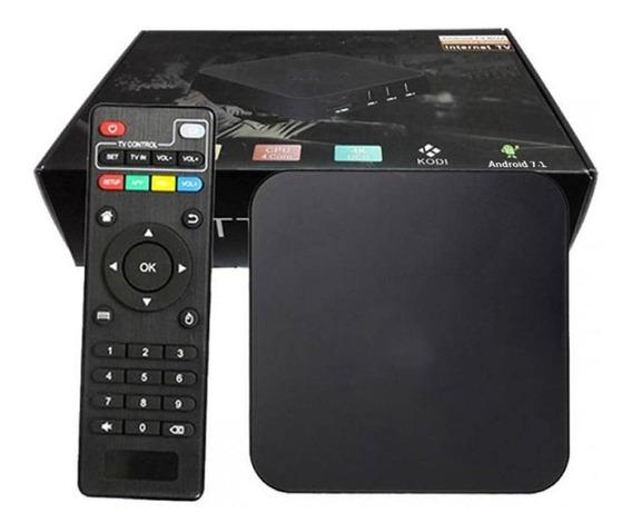 Convertidor Smart Tv 4k 8gb Mini Tv Quad Core Android 6.0